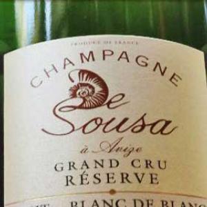 3 Flaschen Champagner